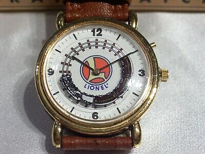 "Lionel Collectible Train Watch ""As Seen on TV"""