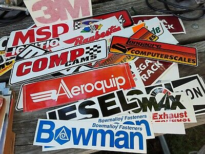 "3 NASCAR K/&N racing STICKERS DECALS 4X6/"" FREE SHIPPING drags offroad nhra imsa"