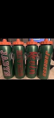 Personalized Gatorade® 32 oz. Water Bottle (1 Bottle)