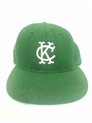 VTG Kansas City Athletics A's ROMAN PRO Hat Leather Sweatband Size 6 7/8 Oakland