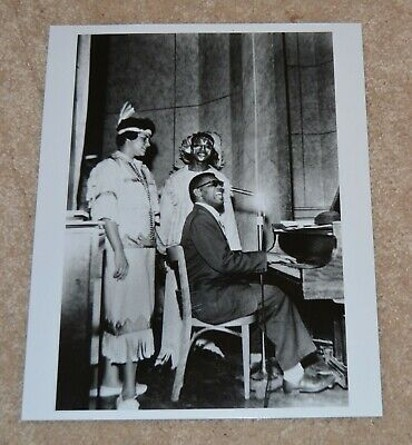 Ernest Withers Photo 8X10 African American Artist Photographer Rare From Him Z