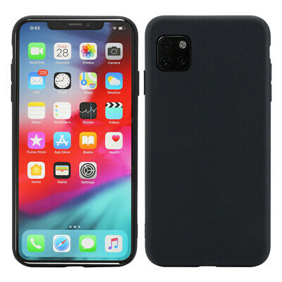 For iPhone 11 6.1 Inch 2019 Slim Soft TPU Silicone Shockproof Phone Case Cover