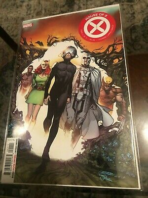 HOUSE OF X #1 MARVEL COMIC BOOK 2019 1st Print Hickman -- High Grade