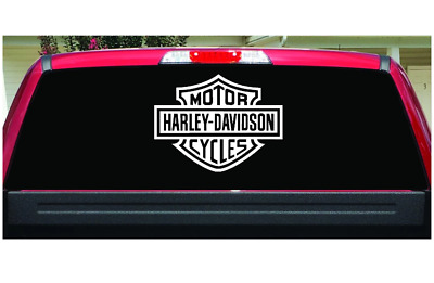 Harley Davidson Classic Decal Vinyl Truck Car Laptop Sticker