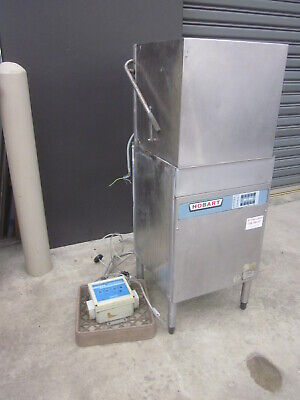 Hobart Sm1004 Pass Through Electronic Commercial Dishwasher