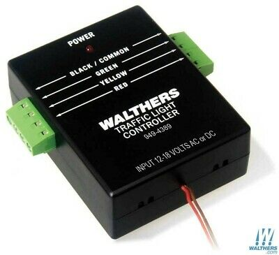 NEW Walthers 949-4389 Traffic Light Controller HO Scale FREE US SHIP