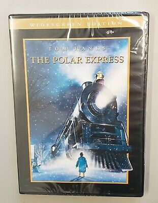 Brand New Sealed The Polar Express (DVD, 2005, Widescreen)