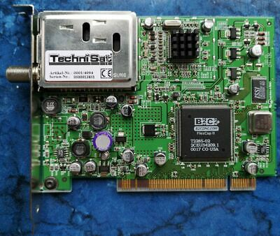 Lot of 2 I-VIEW CP-3408ASE 3408ASE MPEG4 8 Channel Windows PC-Based PCI DVR Card