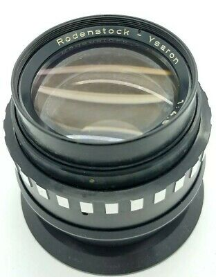 Vintage RODENSTOCK Rodagon 210 1:4.5 F/4.5  210mm Enlarging Lens