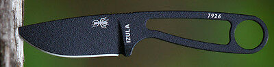 ESEE Knife and Sheath ONLY 1095 Carbon Steel IZULA-B NEW