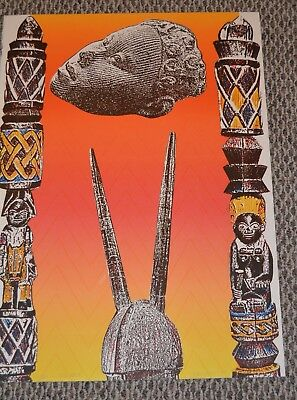 Martin Payton African American Artist 20/80  Lithograph From 1990 30 X 21.5