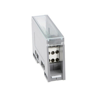1 In 6 Out DIN Rail Terminal Blocks Connectors Distribution Block