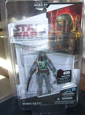 Star Wars Boba Fett Legacy Collection Bd36 With Blister Pack