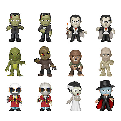 Funko Universal Monsters Mystery Minis Mini Figures | 1 BLIND BOX | IN STOCK