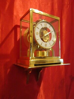 Atmos Clock With Bracket