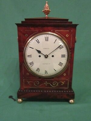 Regency period bracket clock