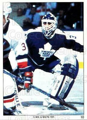 1991 Toronto Maple Leafs Panini Team Stickers #10 Peter Ing