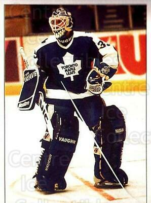 1991 Toronto Maple Leafs Panini Team Stickers #21 Jeff Reese