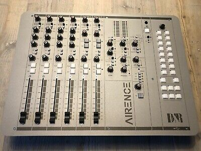 D&R AIRENCE Broadcast Console