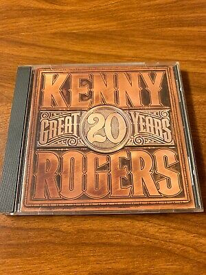 20 Great Years - Rogers, Kenny - CD 1991-11-12.....G