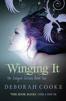 Winging It by Deborah Cooke 9780749040727 | Brand New | Free UK Shipping