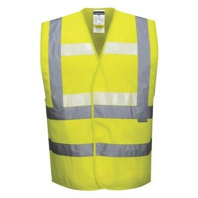 397 Triple Technology Vest Yellow L/Xl G470YERL/XL Portwest Top Quality Product
