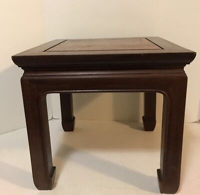 Reproduction Ming Dynasty style nature hardwood Corner coffee table Chinese