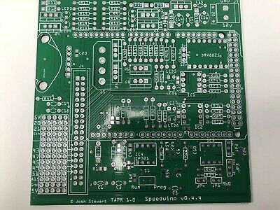 Speeduino 0.4.4 PCB Arduino ECU Standalone Engine Management (Not Megasquirt)