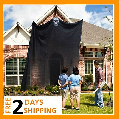New Halloween Ghost Hanging Decorations Scary Spooky Decor for Outdoor Indoor