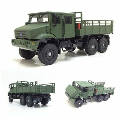 Toys truck 1/36 Scale Diecast MV3 Military Army Truck Battlefield Vehicle Model