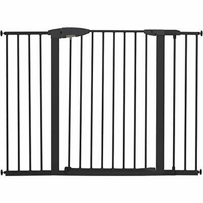 "Munchkin Easy Close XL Metal Baby Gate, 29.5"" - 51.6"" Wide, Black, Model MK0009-"