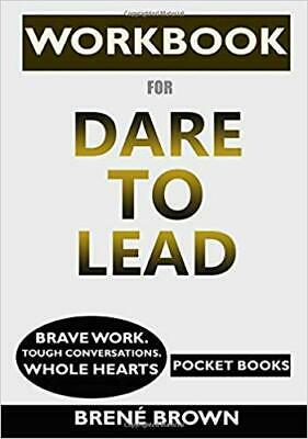 WORKBOOK for Dare to Lead by Pocket Books PAPERBACK 2019