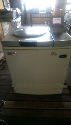 Thermo Scientific Sorvall RC 6 Plus Centrifuge with Rotor