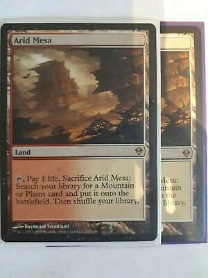 Mtg arid mesa x 1 great condition