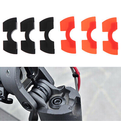 3x Electric Vibration Damper Cushion Rubber Scooter Anti Slack For Xiaomi RGS