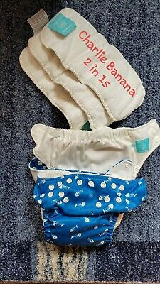 OS  Pocket cloth diapers (different brands)