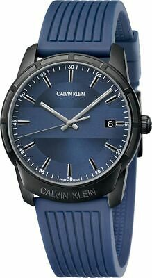 Calvin Klein Men's Quartz Watch K8R114VN