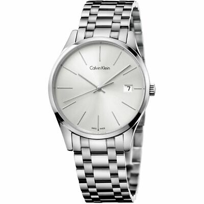 Calvin Klein Men's Time Quartz Watch K4N23146
