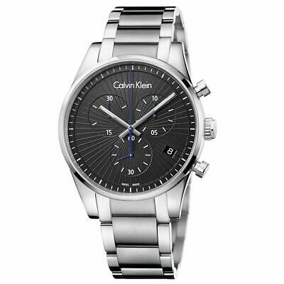Calvin Klein Men's Steadfast Quartz Watch K8S27141