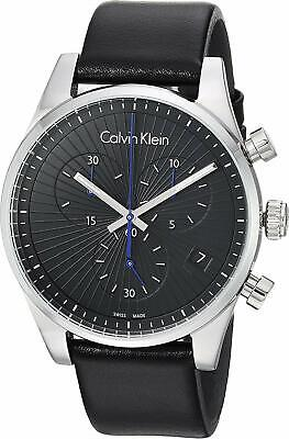 Calvin Klein Men's Steadfast Quartz Watch K8S271C1