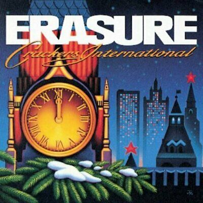 Erasure | Single-CD | Crackers International-Stop! (1988; 3''/5''-case)