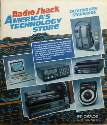 1962 RADIO SHACK Holiday Buying Guide Christmas Catalog Toys