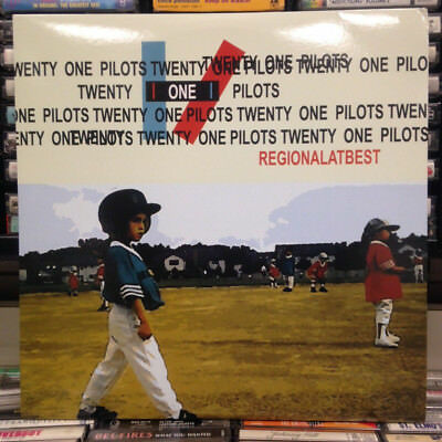 Twenty One Pilots - Regional At Best Vinyl Record