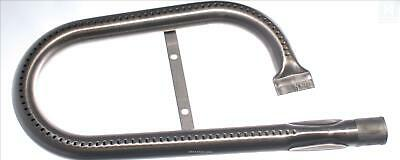 "123R1 Gas Grill Pipe Burner for Ducane Right ""P"" Shaped"