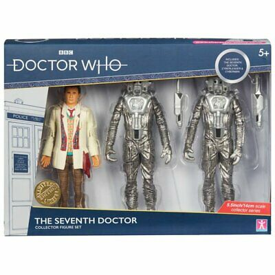 Doctor Who Collectable Action Figures The 7th Doctor Cyberman Limited Edition