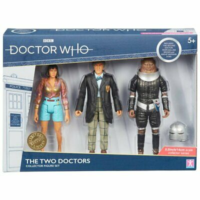 Doctor Who Collectable Action Figures The Two Doctors Androgum Limited Edition