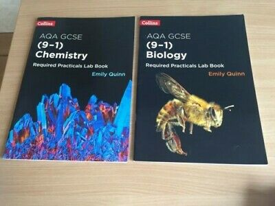 Collins GCSE Science 9-1 – AQA GSCE Chemistry (9-1) Required Practicals Lab Book
