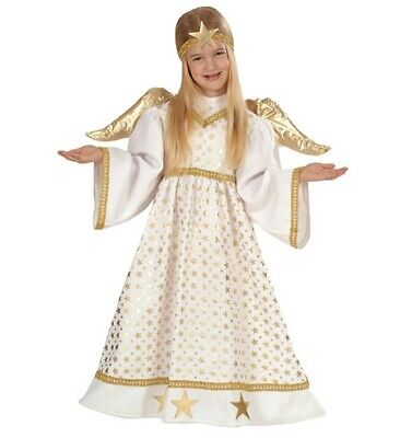 Angel Faschingsköstüm Childrens Fancy Dress Girl, Size 98 cm, 1-2 Years