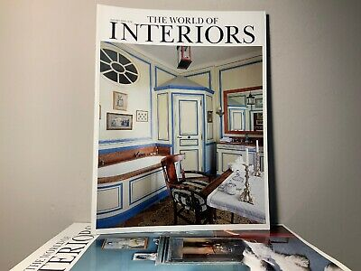 2009 Annual Collection of THE WORLD OF INTERIORS Magazine | 12 Issue Bundle |