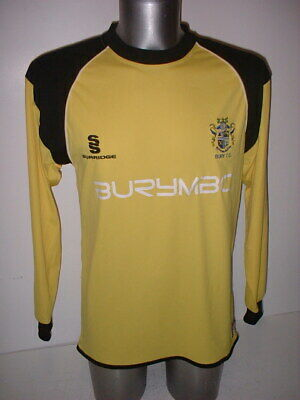 Bury Medium GK Surridge English Football League Soccer Shirt Jersey Shakers